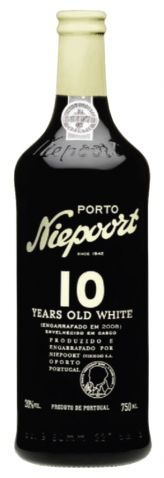 Niepoort 10 Years Old White Port 75cl