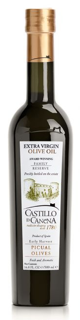 Family Reserve Picual, Extra Vergin Olive Oil 50cl