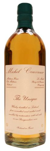 The Unique, Grain Whisky, Aged 4 years, Michel Couvreur 70cl