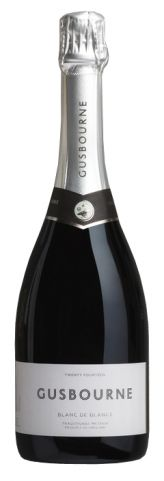 Gusbourne Blanc de Blancs Brut, English Quality Sparkling Wine, Kent 75cl
