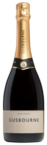Gusbourne Brut Reserve, English Quality Sparkling Wine, Kent 75cl