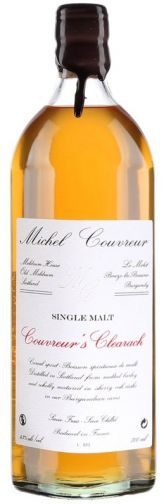 Couvreur's Clearach, Single Malt, Aged 2,5 Years, Michel Couvreur 70cl