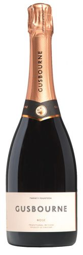 Gusbourne Rosé Brut, English Quality Sparkling Wine, Kent 75cl
