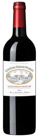 Chateau Grand Peyrou, Saint-Emilion Grand Cru 75cl