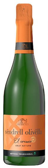 Vendrell Olivella Cava Organic Brut Nature 75cl