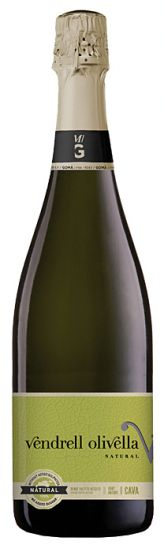 "Vendrell Olivella ""Natural"" Cava Organic Brut Nature 75cl"