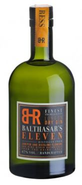 Balthasar's Eleven London Dry Gin 50cl