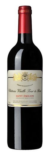 Chateau Vieille Tour la Rose, Saint-Emilion AC 37,5cl