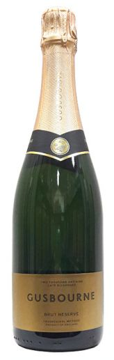 "Gusbourne Brut Reserve ""Late Disgorged"", English Sparkling Wine, Kent 75cl"