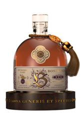 Bonpland Rum Guadeloupe Extremely Rare X.O., Bellevue Distrillery 50cl (Kinkekarbis)