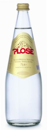 Plose Luxury Edition, Still Natural Mineral Water 750ml