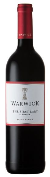 The First Lady Cabernet Sauvignon, Western Cape WO, Warwick 75cl