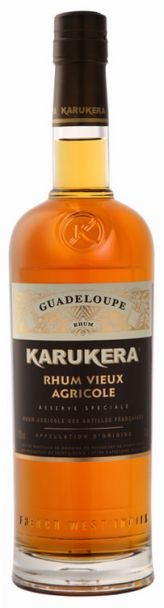 "Karukera Rhum Vieux Agricole ""Reserve Special"" 70cl"