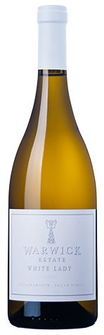 The White Lady Chardonnay, Stellenbosch WO, Warwick 75cl