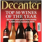 Decanter TOP 50 aastal 2014
